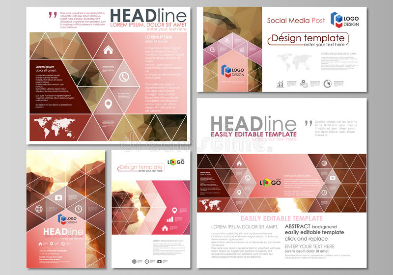 Blog graphic business templates. Page website design template, abstract vector layout. Romantic couple kissing. Blog graphic business templates. Page website royalty free illustration