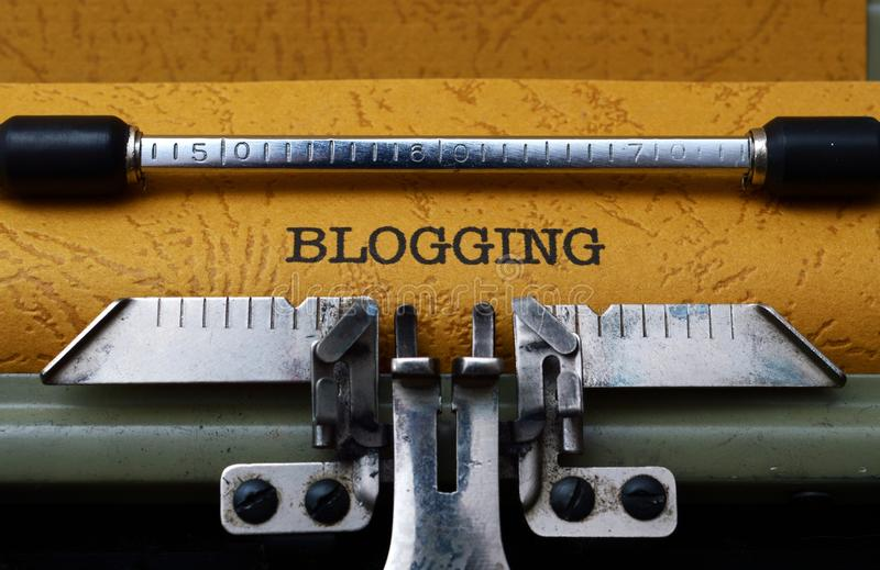 Download Blogging concept stock image. Image of journal, technology - 39279097