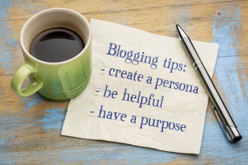 Blogging porady - handwriting na pielusze zdjęcia royalty free