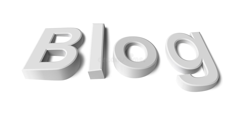 blogord stock illustrationer