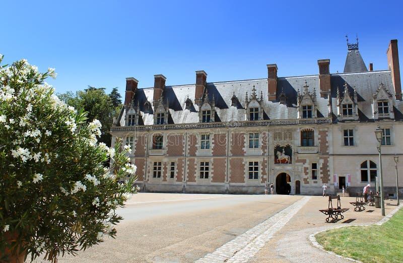 Download Blois castle France stock image. Image of medieval, photo - 28236965