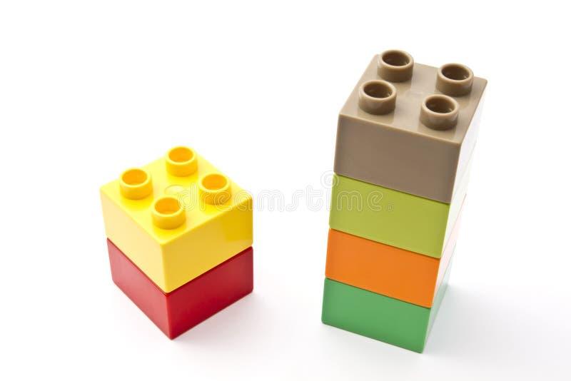 bloków target4091_1_ obraz stock