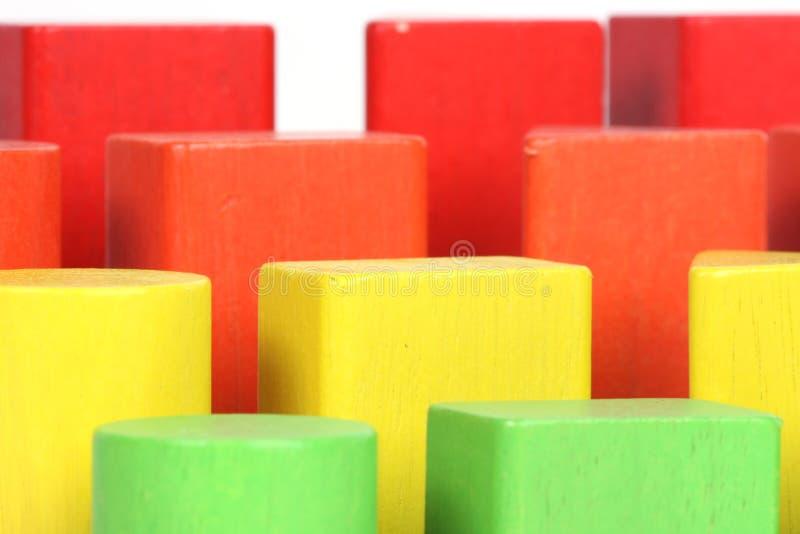 bloków target623_1_ obrazy stock