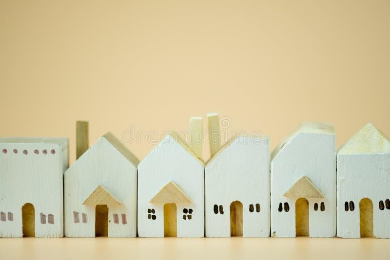 Blokhuizen bij de kust, Panhandle, Florida, de V stock afbeelding
