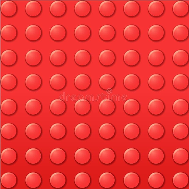 Blokkeert cercle patroon stock afbeeldingen