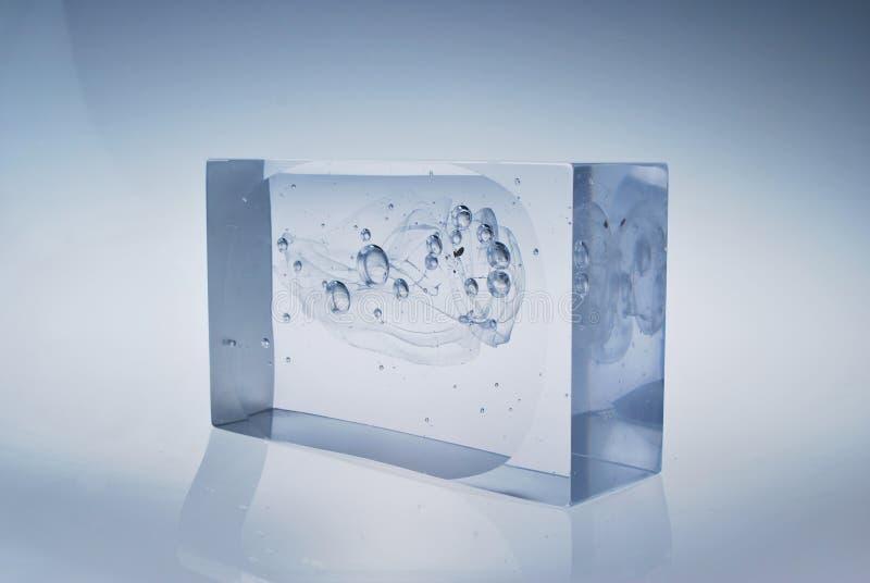 blokowy szkło zdjęcie royalty free