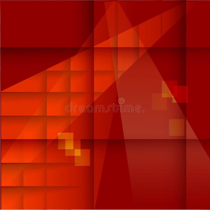 blokuje czerwień zdjęcia stock