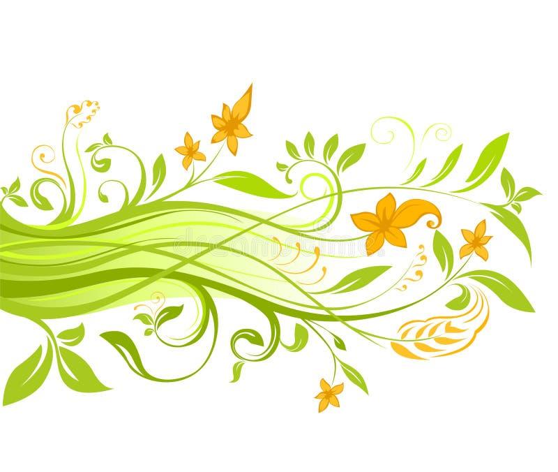 blom- 1 stock illustrationer