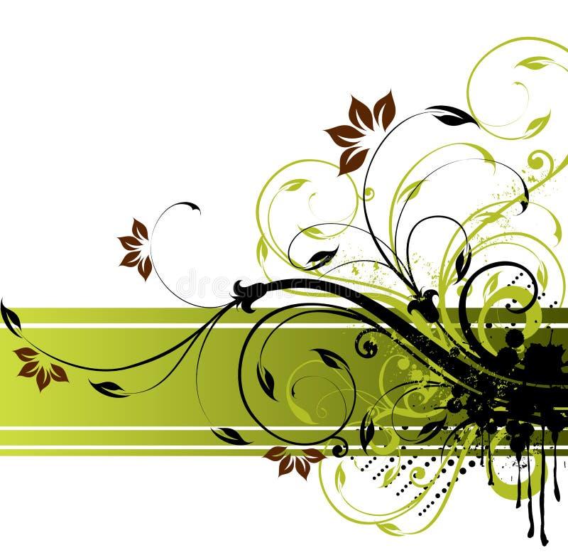 blom- bakgrund