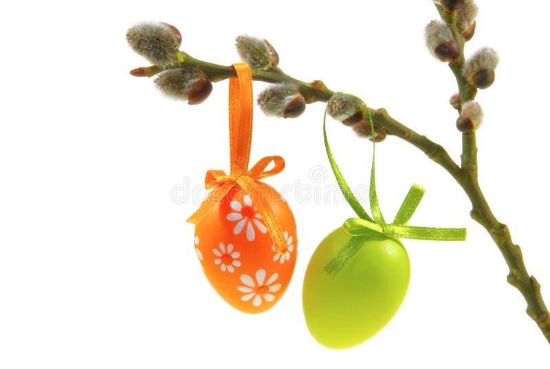 Blom- bukett för påsk royaltyfri foto