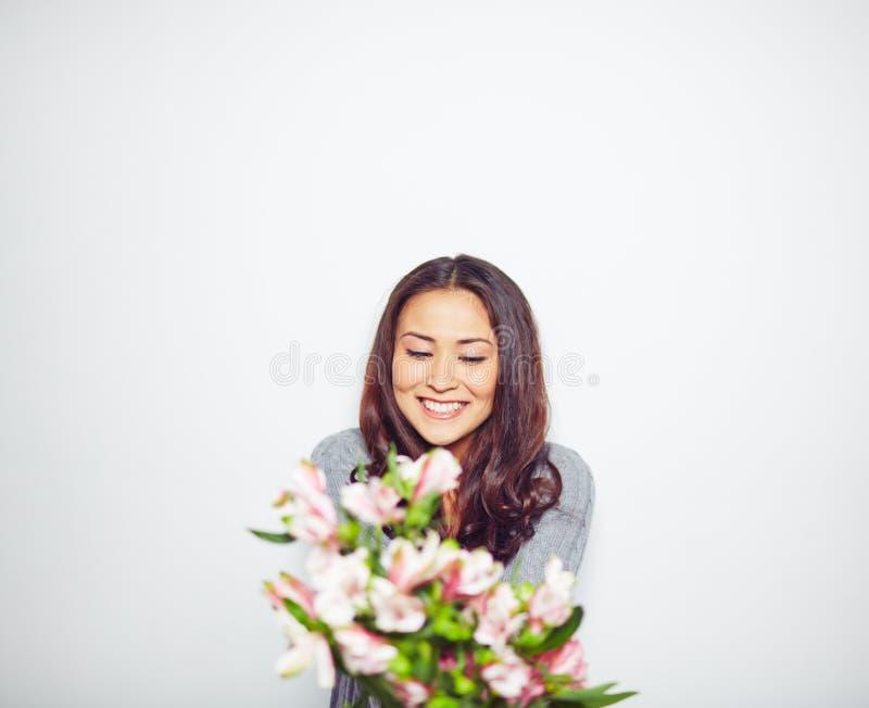 Blom- fröjd arkivbild