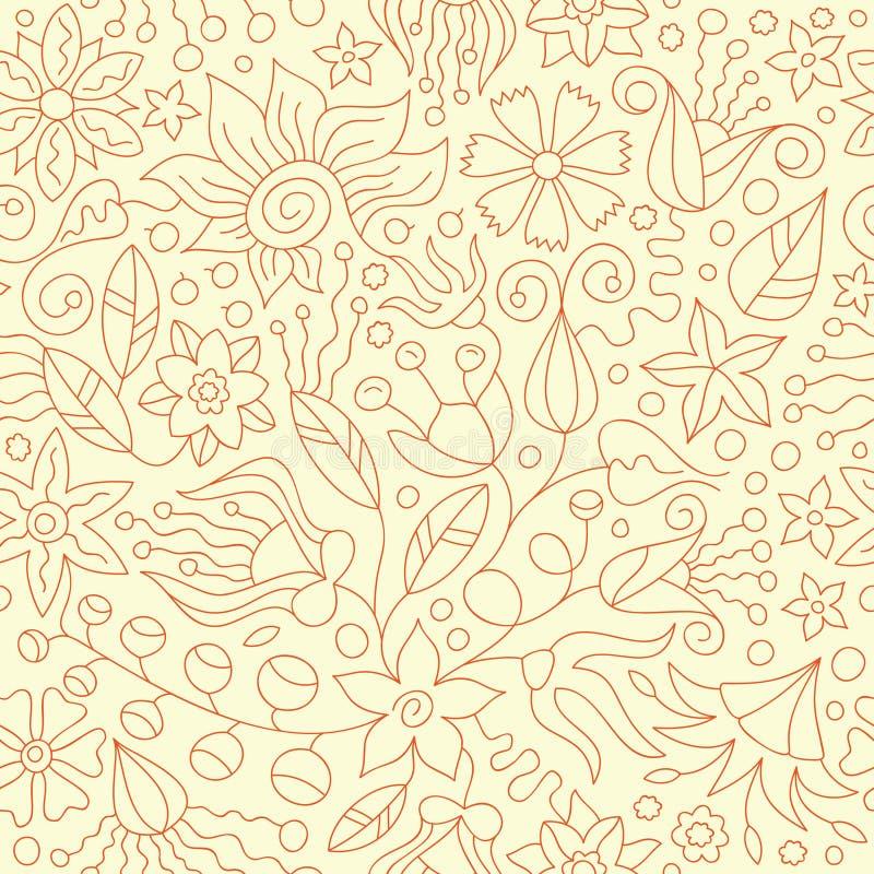blom- modell vektor illustrationer