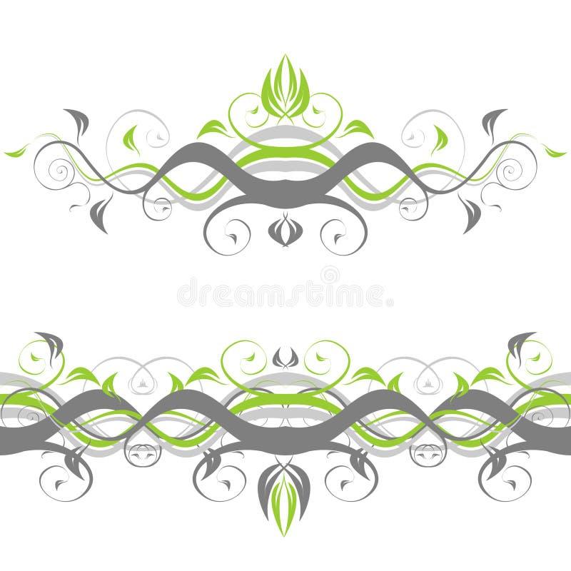 Download Blom- prydnad vektor illustrationer. Illustration av diagram - 997076