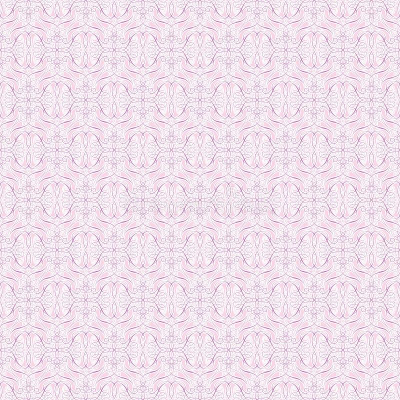 Blom- rosa färgmodell för bakgrund vektor illustrationer