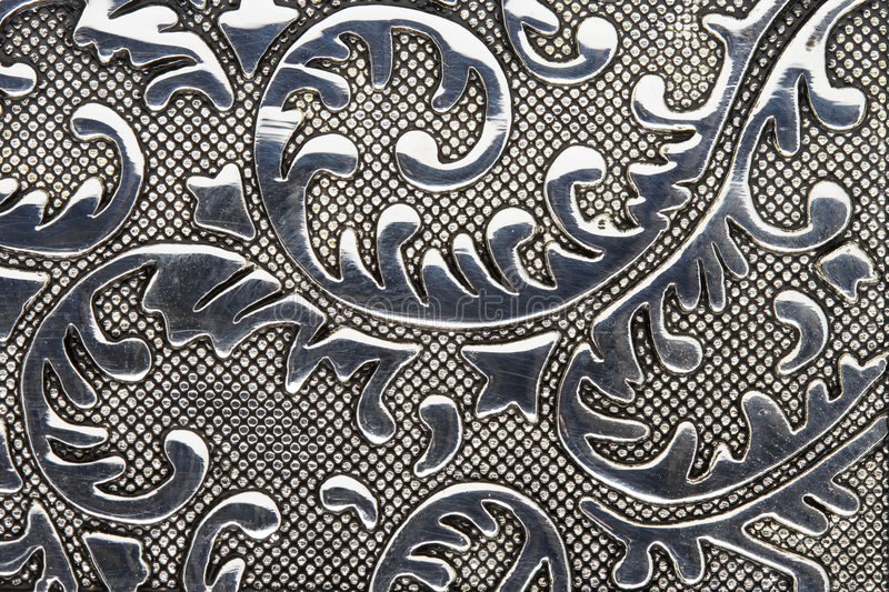 blom- stål royaltyfri bild