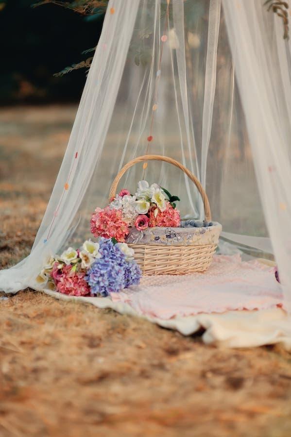 Blom- stilleben royaltyfri foto