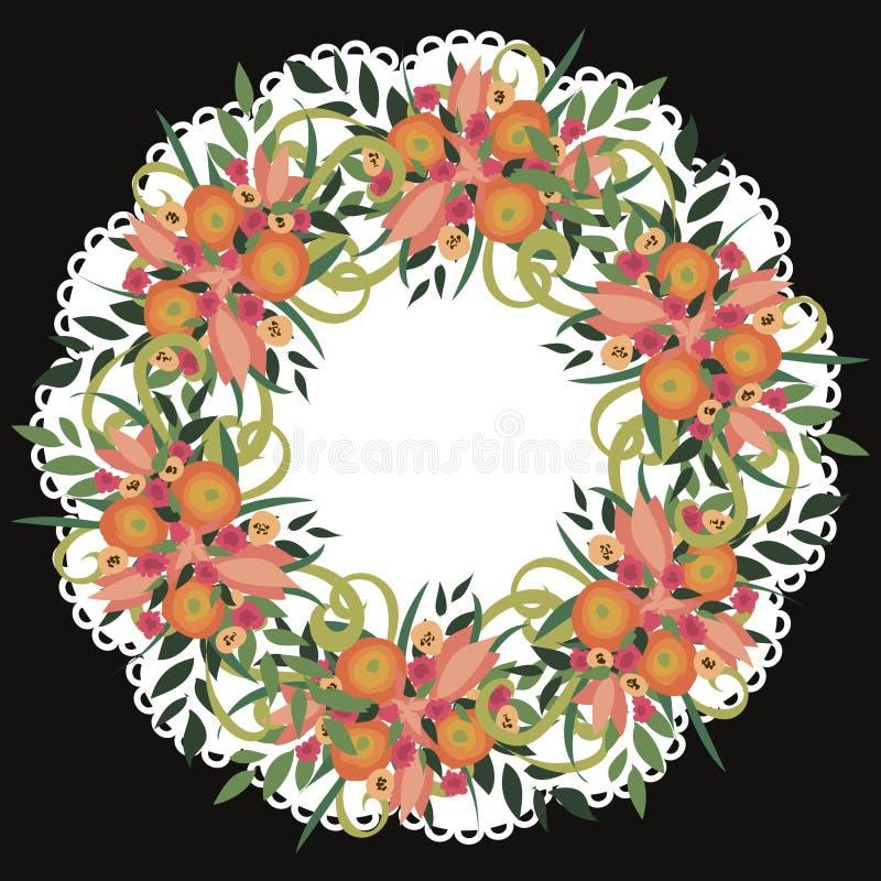 Blommabakgrund Arkivbilder