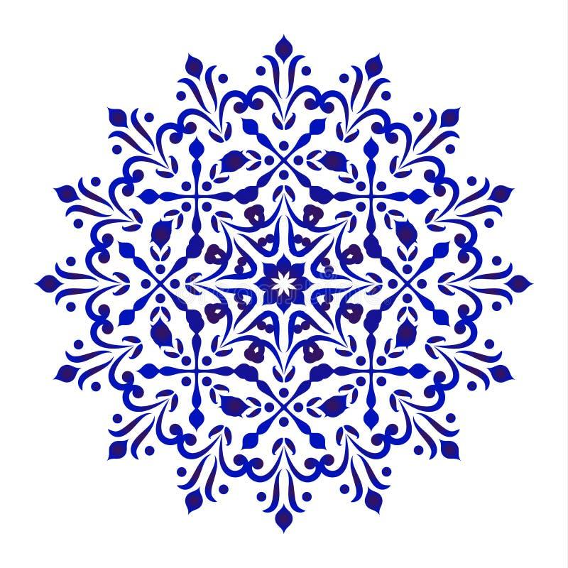 Blommakrukmakeri royaltyfri illustrationer