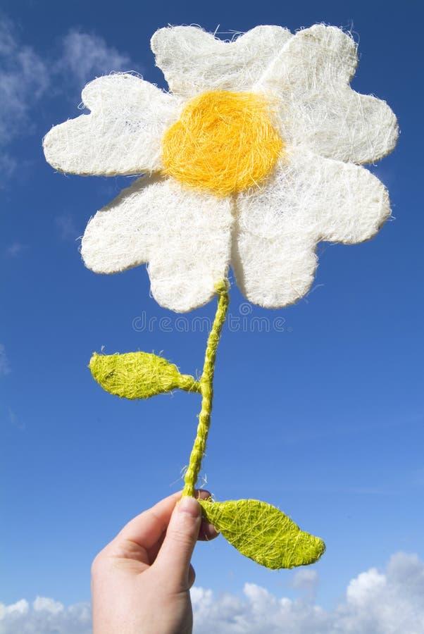 blomman ger I-papper dig arkivbilder