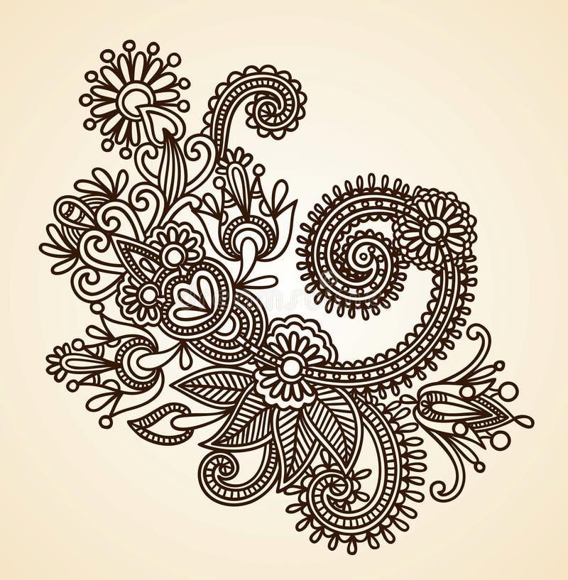 blommar illustrationen stock illustrationer