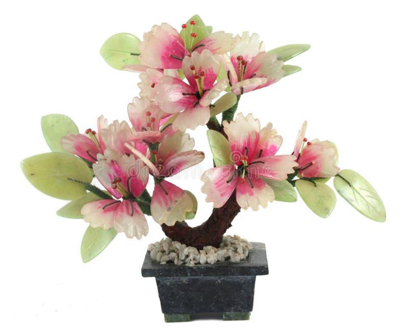 blommar plast- royaltyfria foton