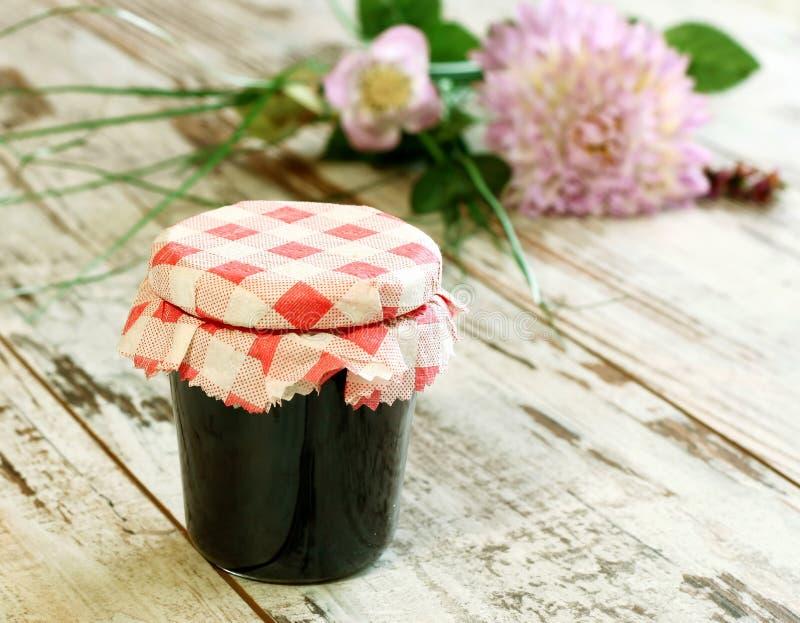 blommar träglass marmalade fotografering för bildbyråer