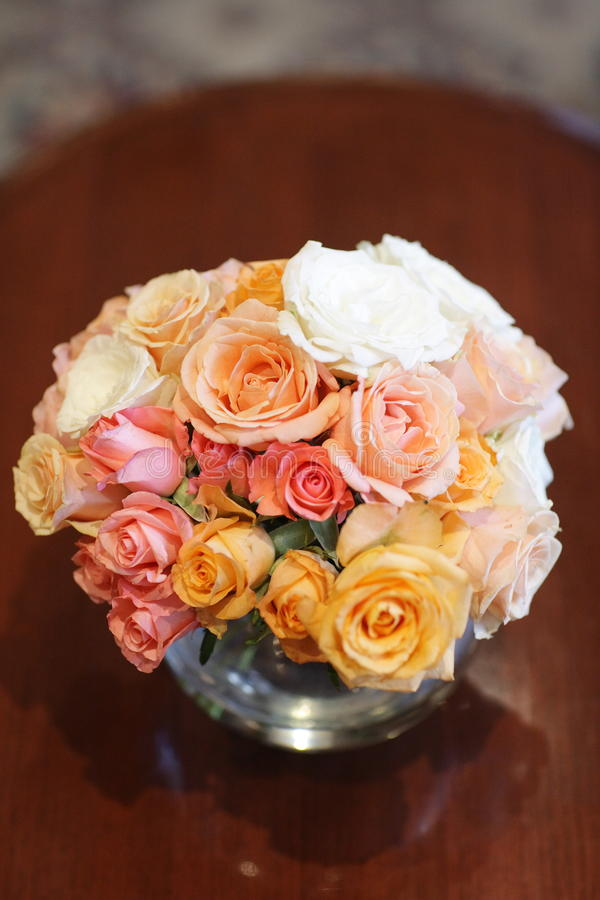 blommavase royaltyfria foton