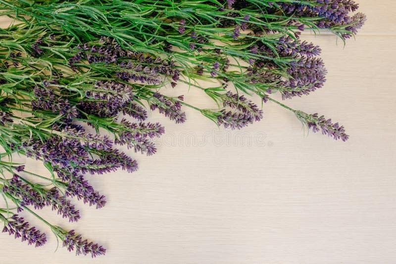 Blommor på tappningträbakgrund royaltyfri fotografi