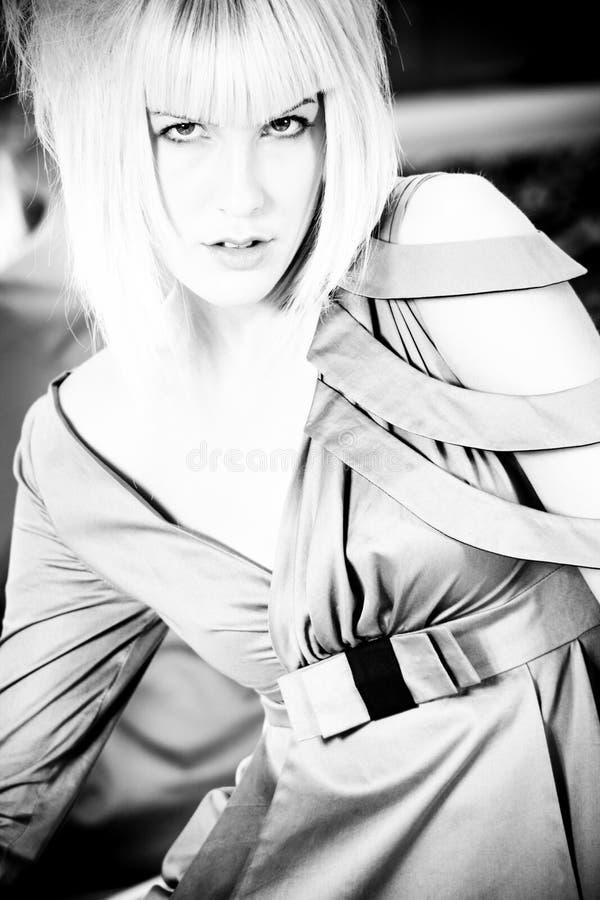 Blond stock foto's