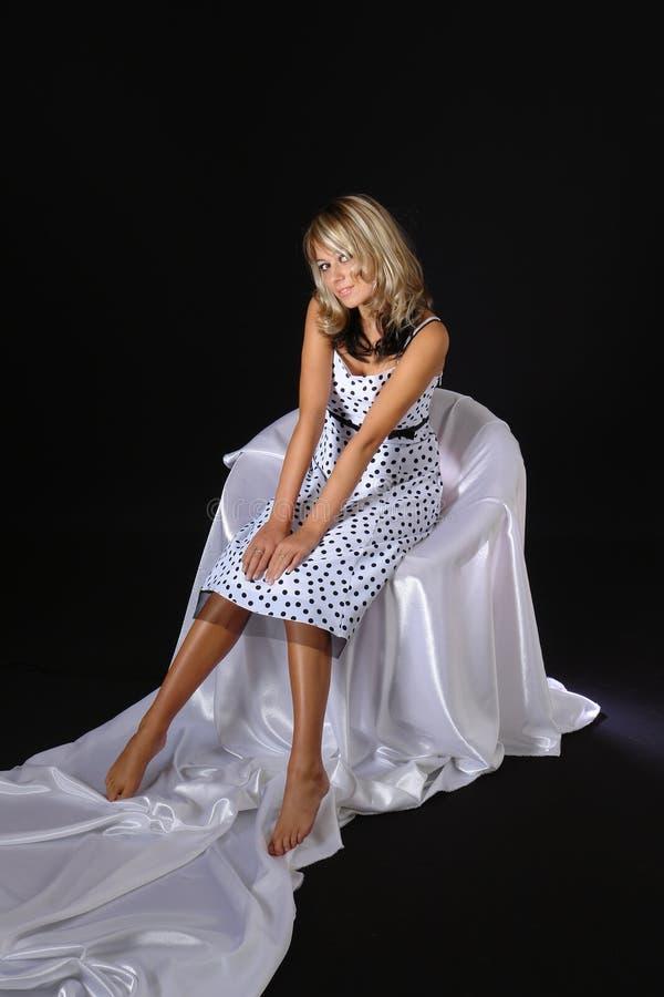 blond dziewczyny young zdjęcia royalty free