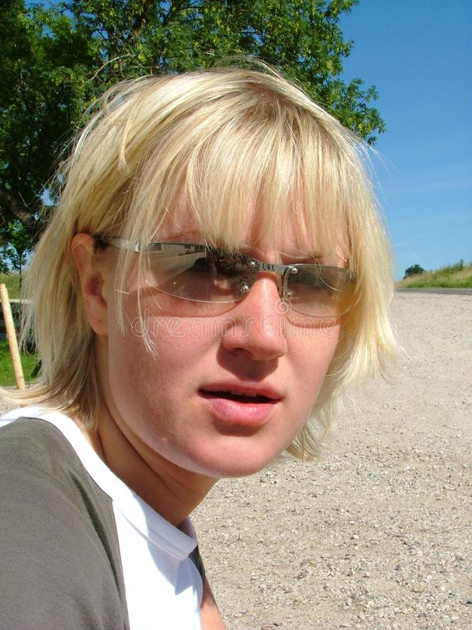 Blond Girl Free Stock Photos