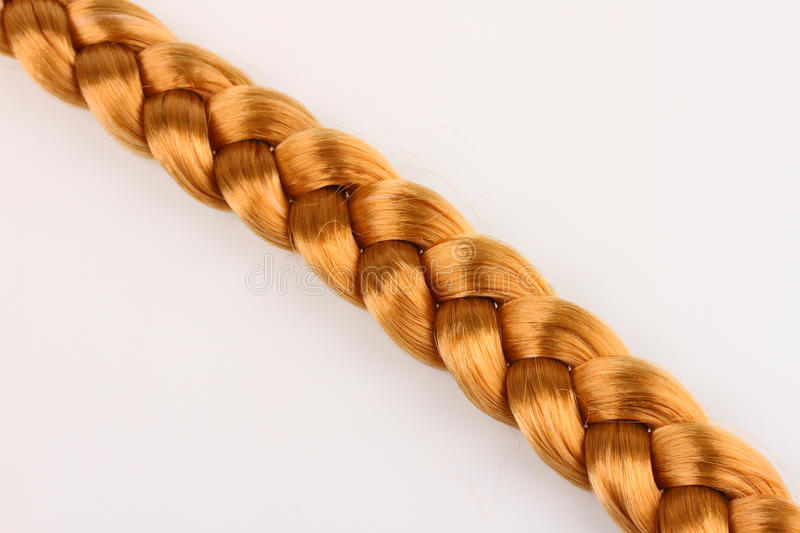 Download Blond hair braid stock photo. Image of natural, lust - 28658936