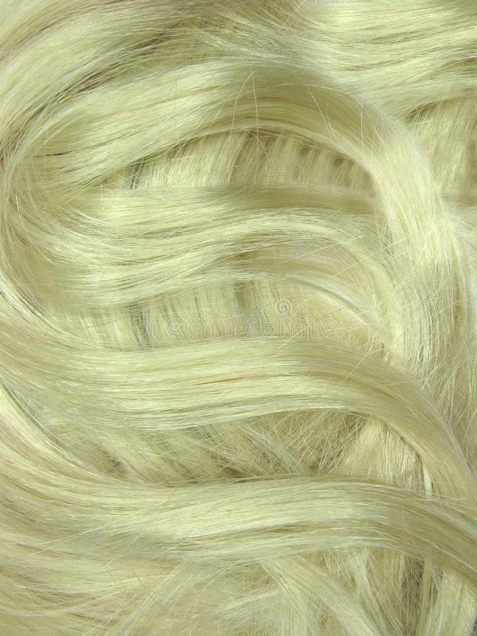 Download Blond Hair Curls As Texture Background Stock Image - Image: 13354845