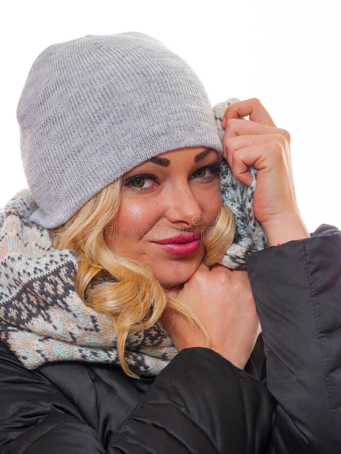 blond haired kvinna arkivfoton