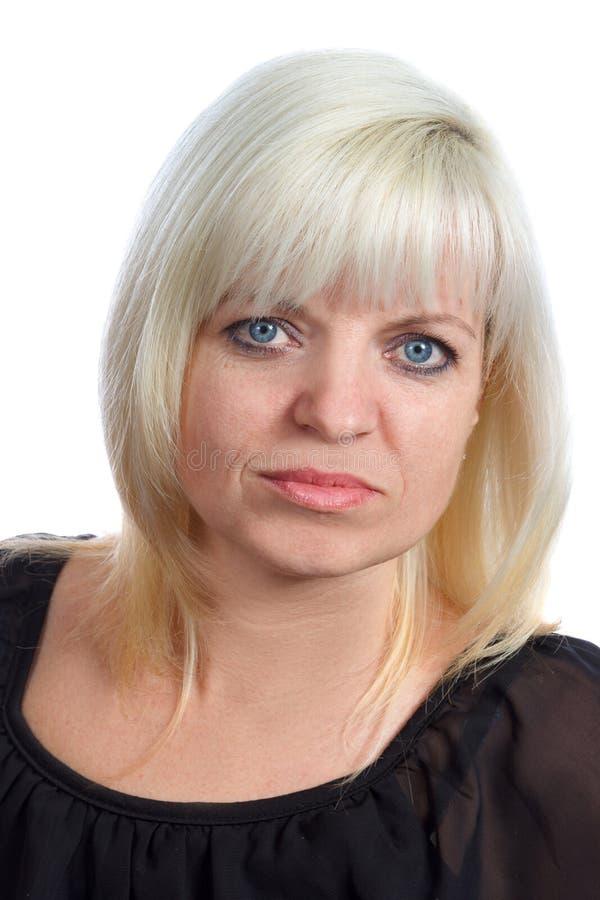 blond kobieta fotografia royalty free