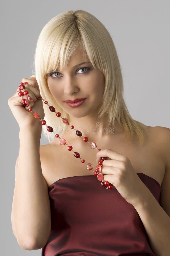 blond kolia obrazy stock