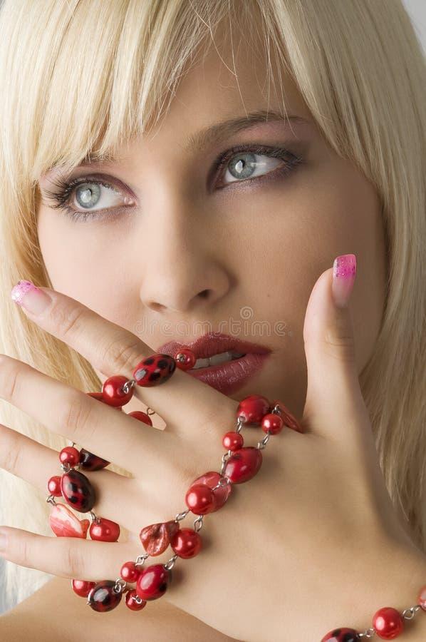 blond kolia zdjęcie royalty free