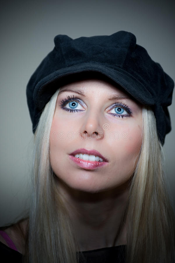 Download Blond Lady Stock Image - Image: 12784081