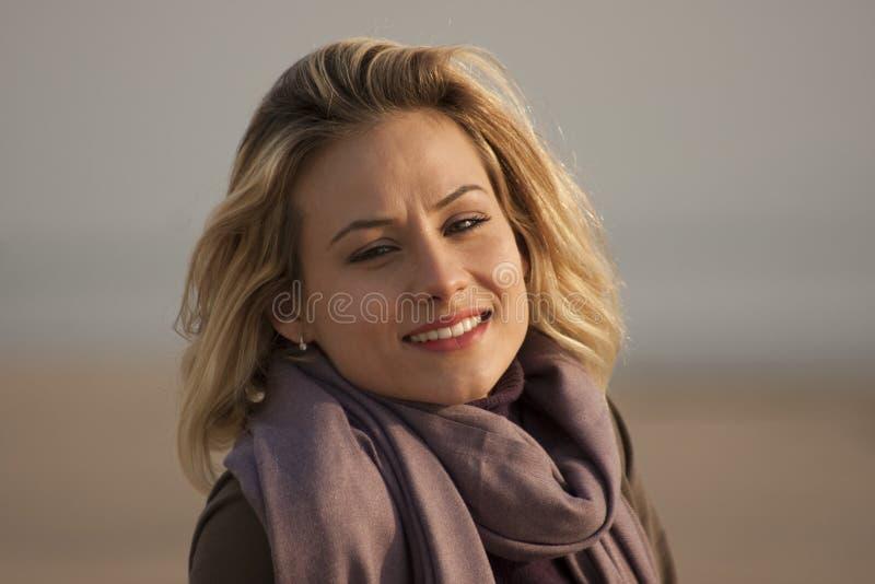 blond portret zdjęcie royalty free