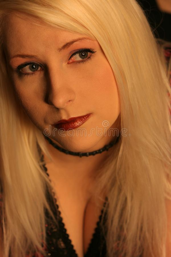 Blond Red4 Free Stock Images