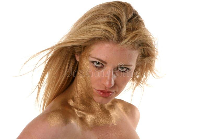blond seksowna kobieta fotografia royalty free