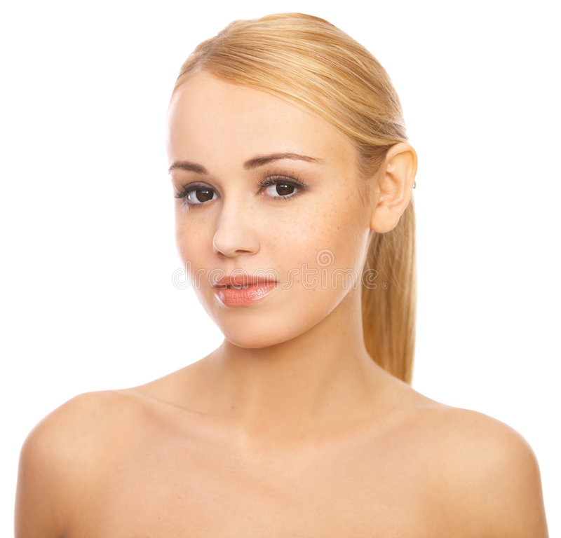Download Blond Sweety stock photo. Image of wellness, portrait - 7765050