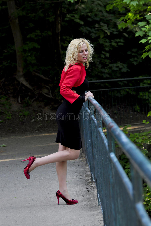 Download Blond Woman Royalty Free Stock Images - Image: 28451649