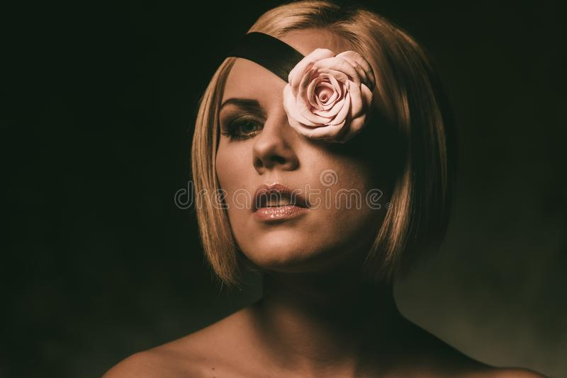 Download Blond woman stock image. Image of face, happy, lady, beautiful - 31920499