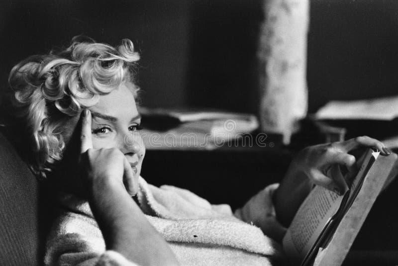 Blond Woman Reading Free Public Domain Cc0 Image