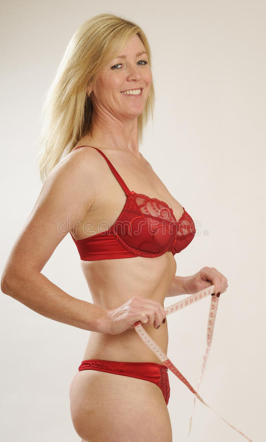 Woman Wearing Red Panties Pics