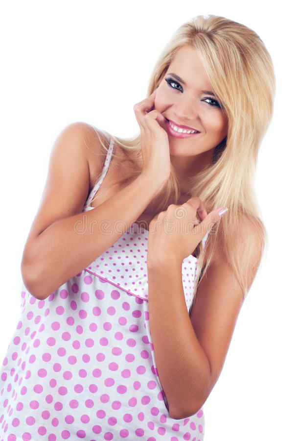 Download Blond women stock photo. Image of female, adult, model - 23968666