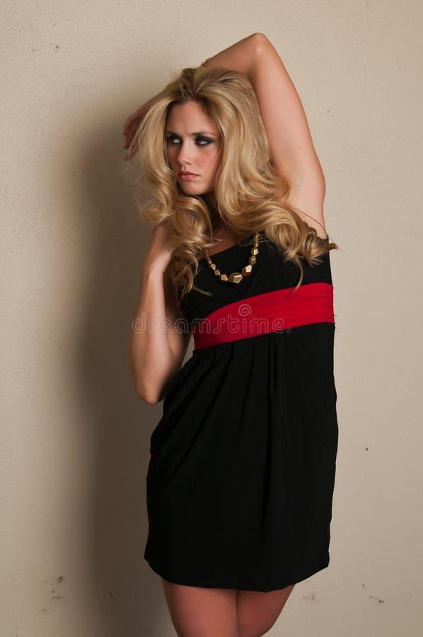 Blonde stock photo