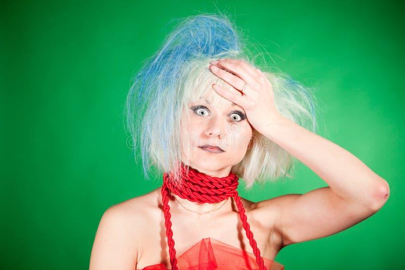 Download Blonde Girl; Stock Photos - Image: 20672493