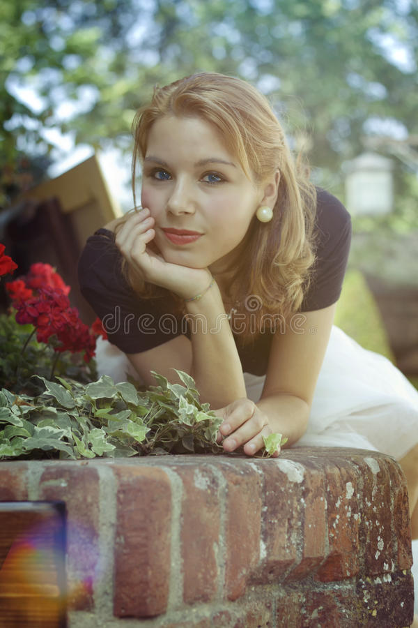 Download Blonde Italian Stock Images - Image: 25618514